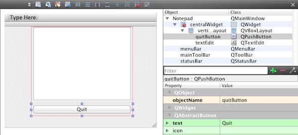 Getting Started Programming with Qt Widgets | Qt 5 7