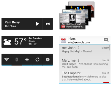 App Widget Design Guidelines | Android Developers