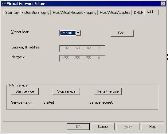 Advanced NAT Configuration