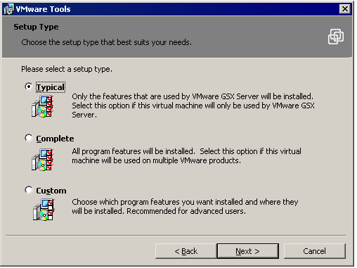 Installing VMware Tools in a Windows Virtual Machine