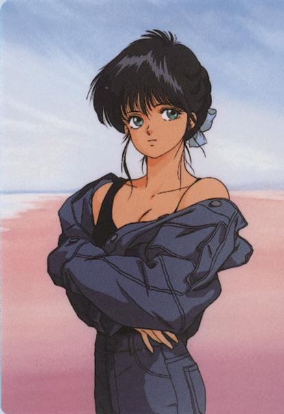 [Anime & Manga] Max et Compagnie - Kimagure Orange Road Madoka