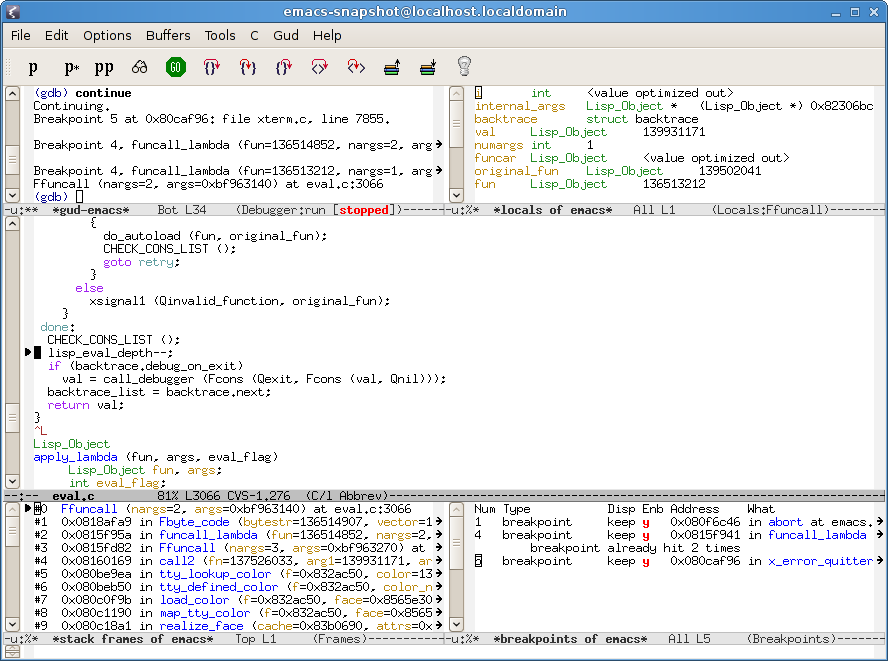 Being Productive With Emacs